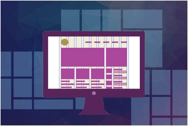 webdesign layout bridgeglobal