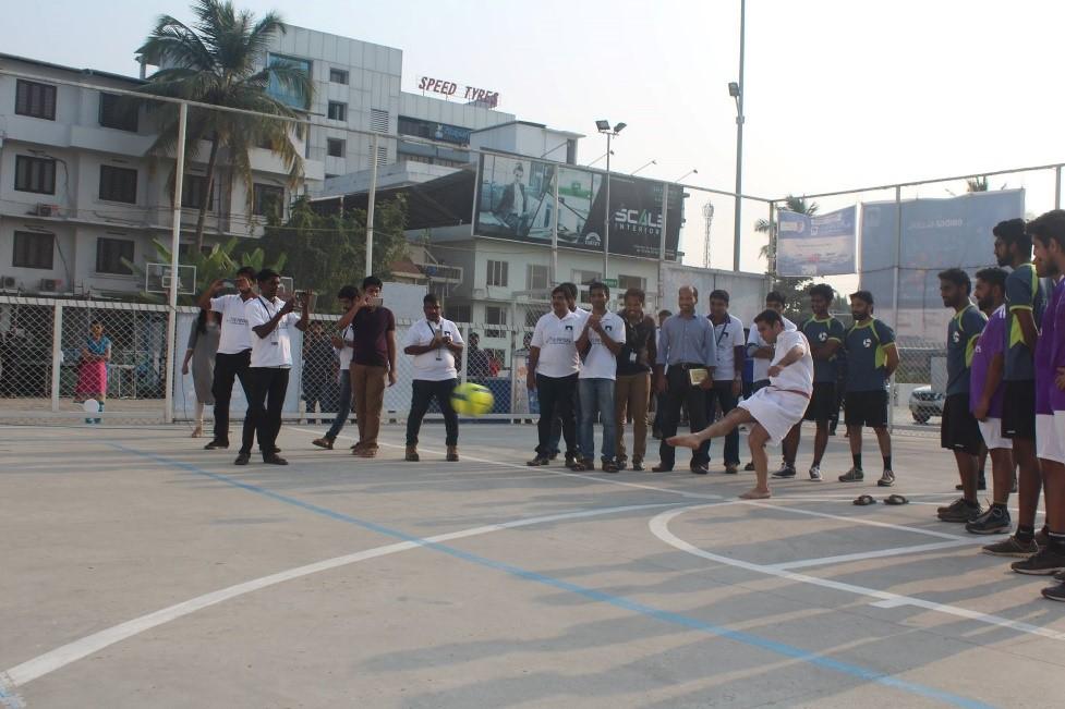 Futsalevent bridgeglobal3