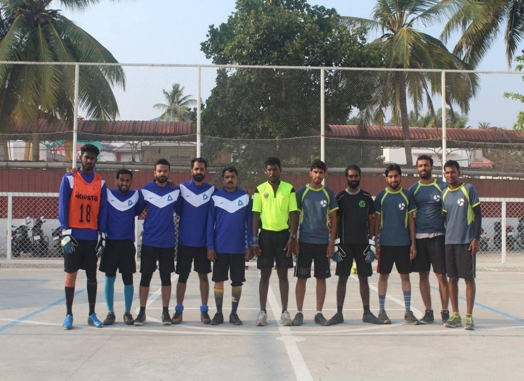 Futsal BridgeGlobal3