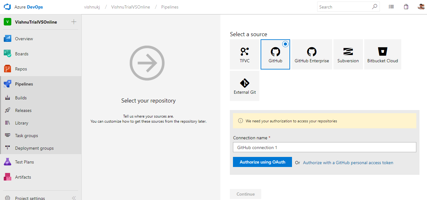 How to Configure Continuous Build in Azure Pipelines
