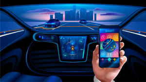 autonomous car
