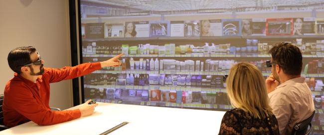 L'Oréal's VR Beauty Lab - Bridge Global Blog