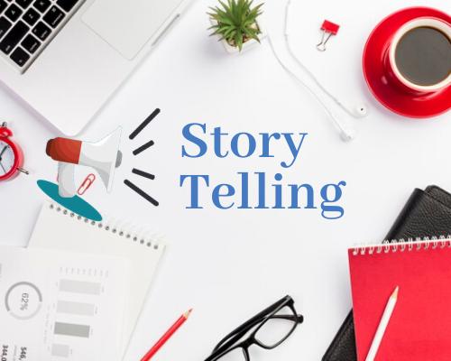 Story Telling-branding secrets-Bridge Global Blog