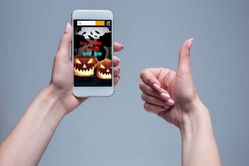 Make your ecommerce store Mobile-ready to boost Halloween sales