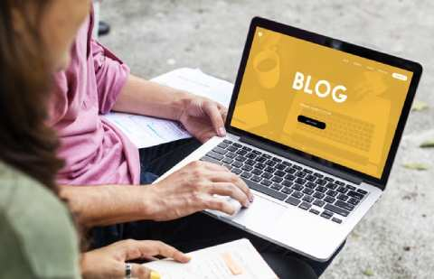 Maintain a blog as a great digital marketing strategy