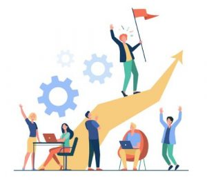 Cross-functional teams dream about project success