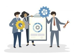 Cross-functional teams succeed with collaborative culture