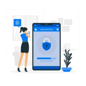 SSL certificate for encryption