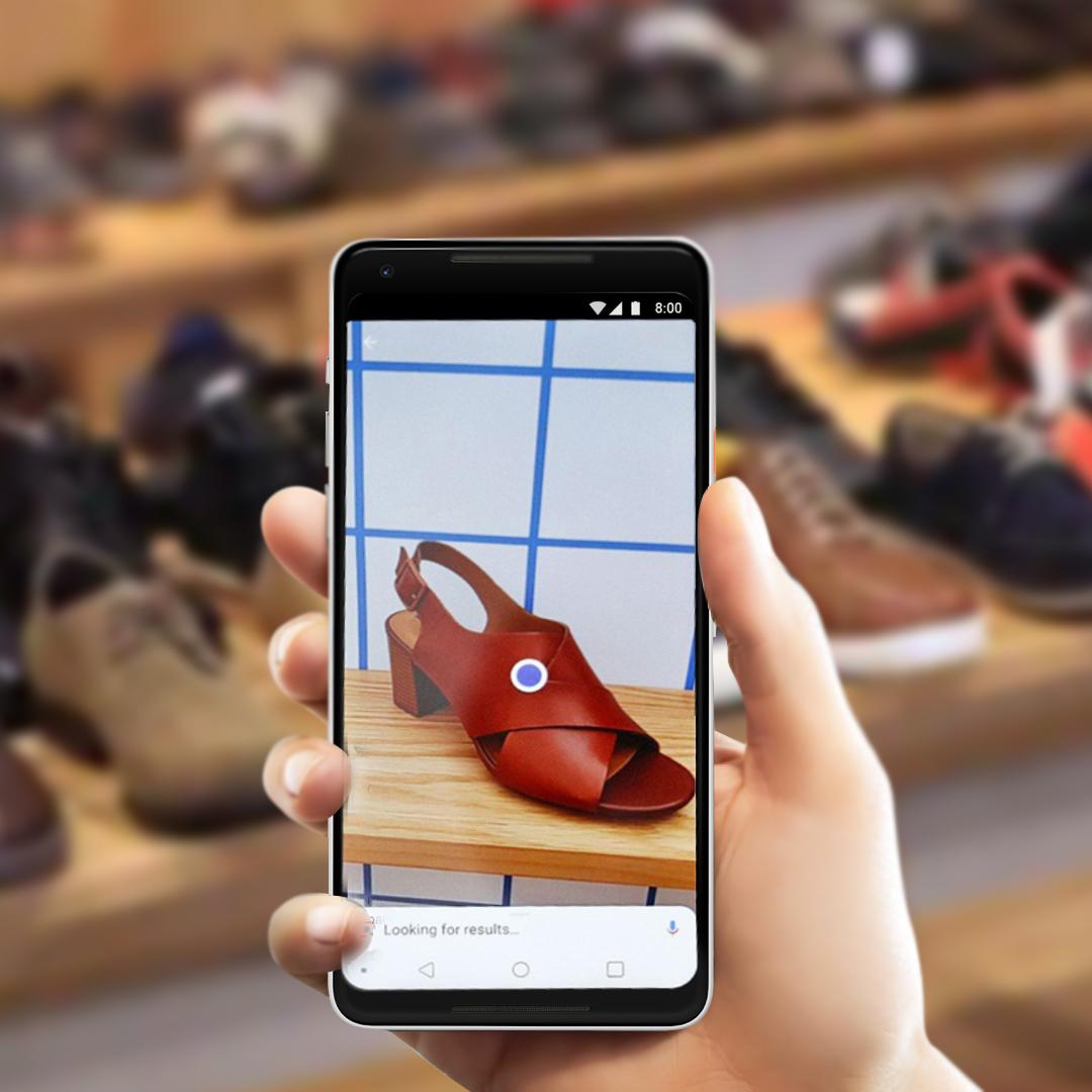 Google Lens Unlocks New Shopping Experiences - Google I/O 2021 updates