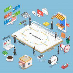 Omnichannel Marketing -  11 digital marketing trends 2021