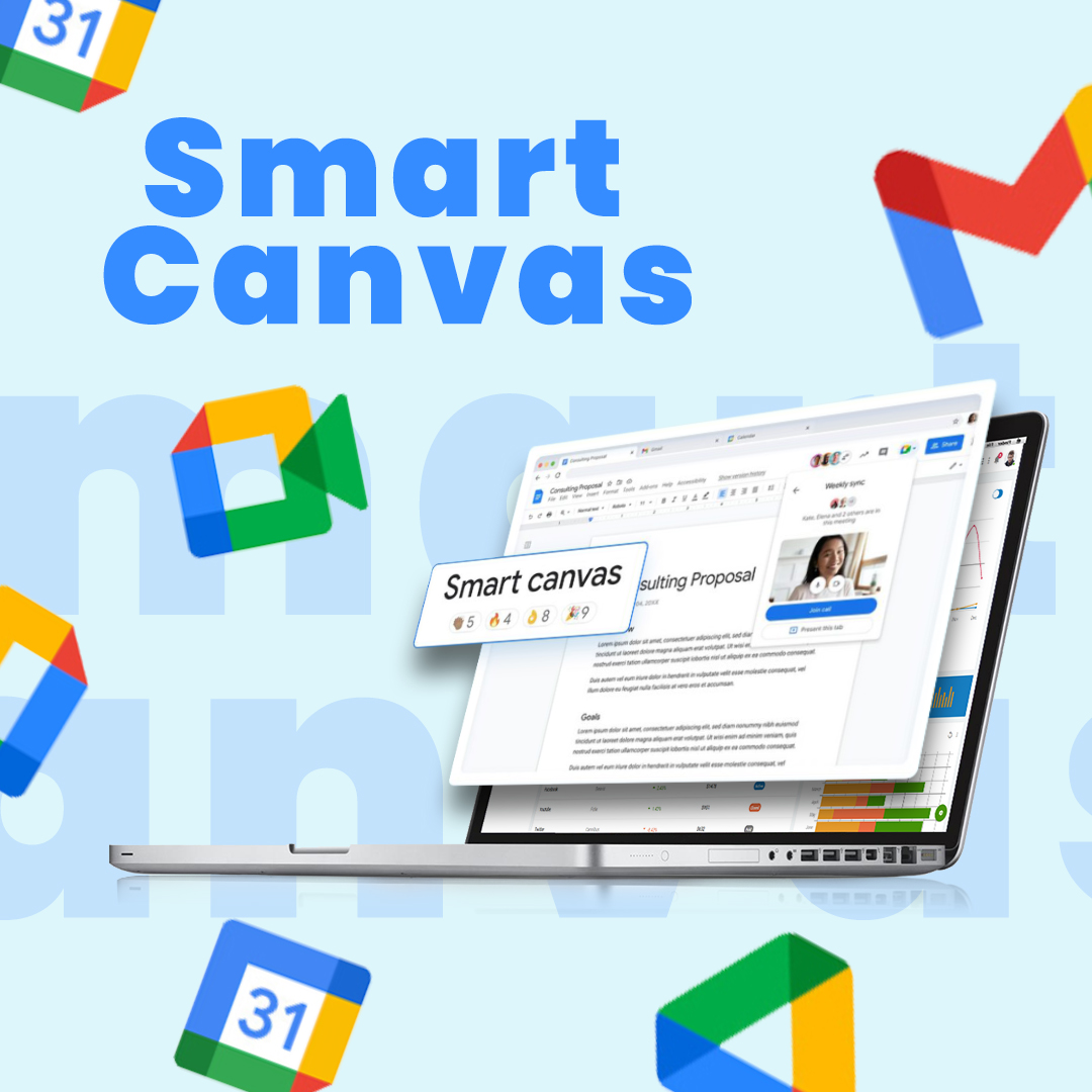 Smart Canvas Google I/O 2021 updates