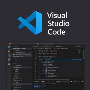 visual studio code-full stack development tools