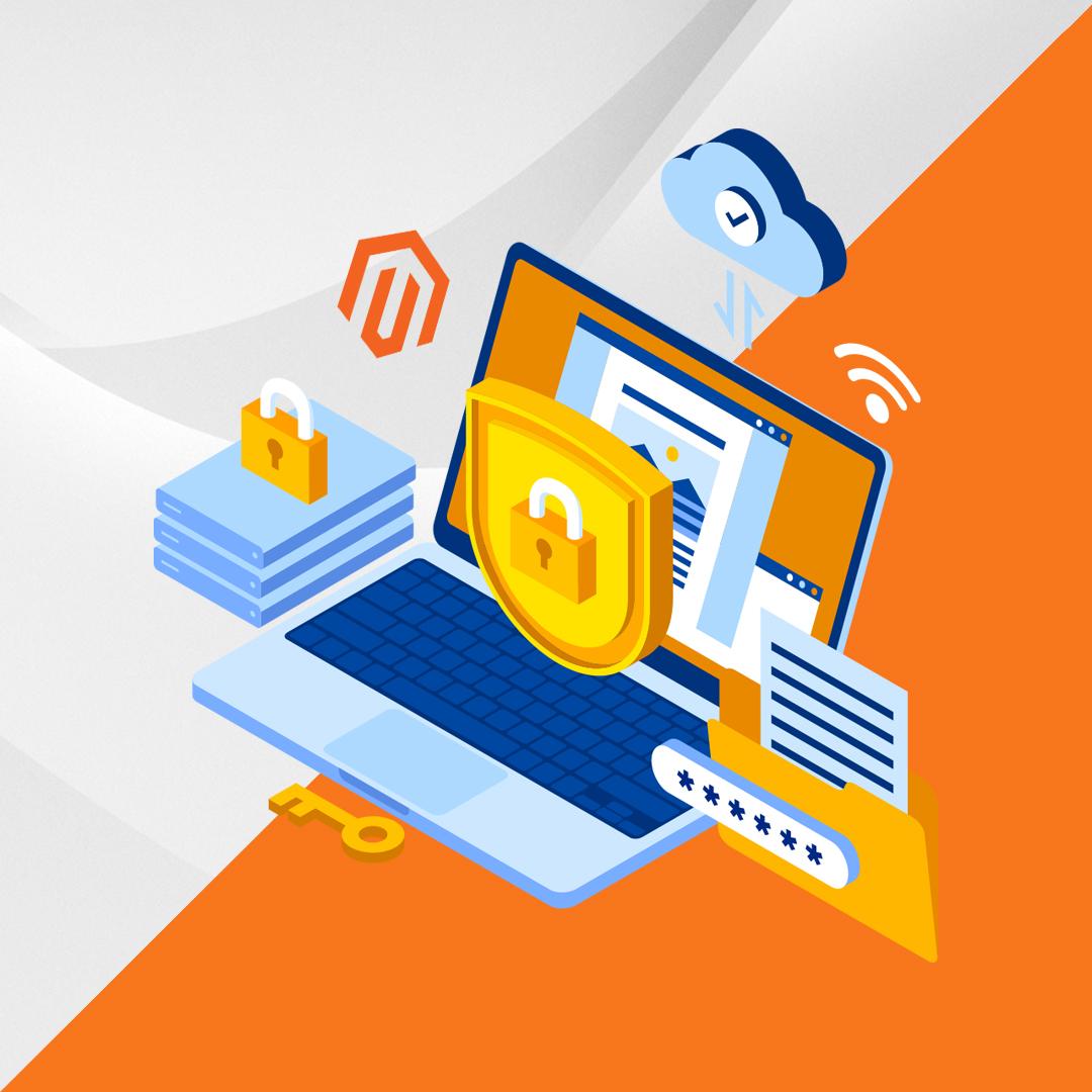 High Security -Top Benefits of Magento Development