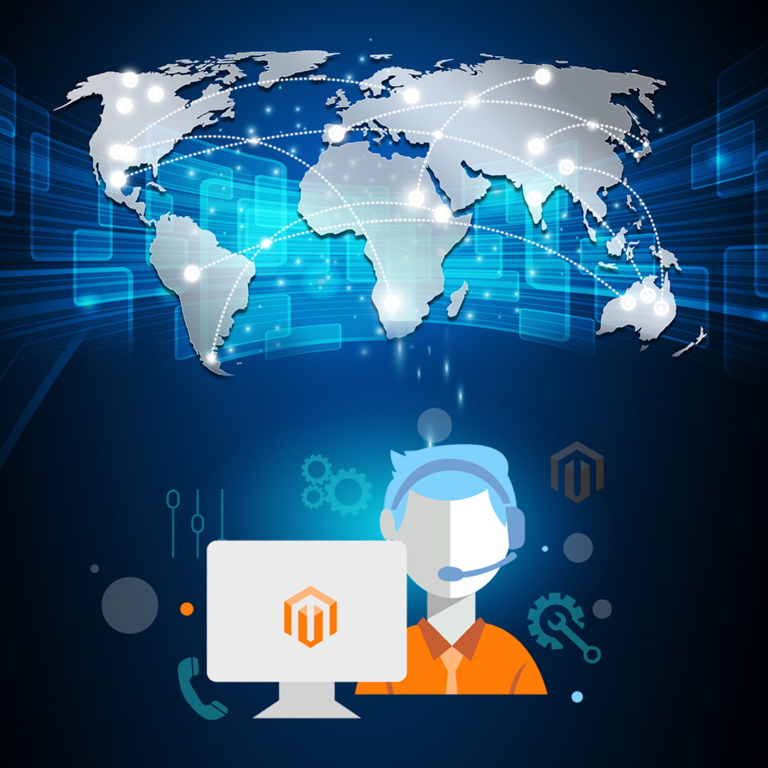Top 9 Benefits of Magento Development - Strong Global Community Support copy