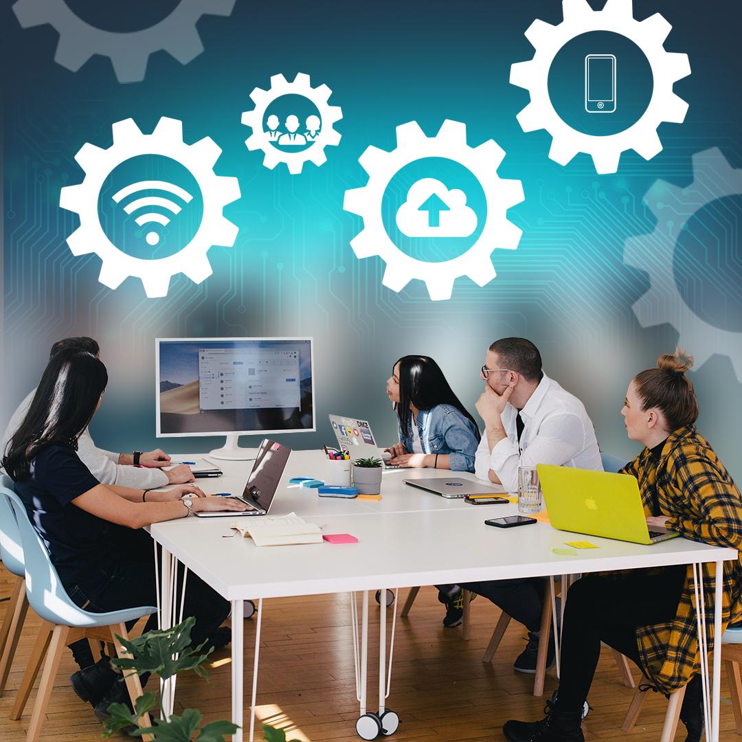 digital transformation work