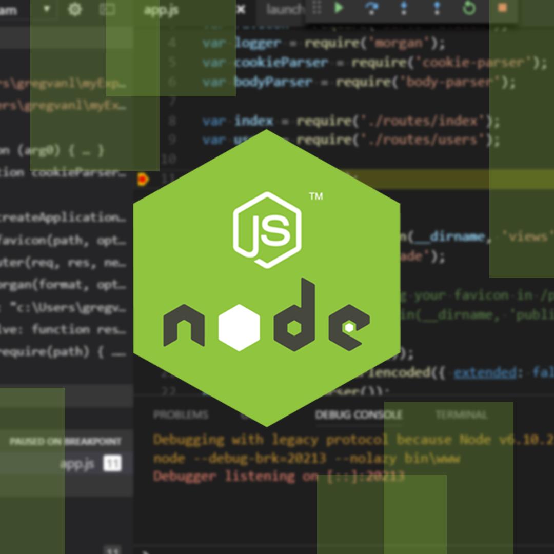 node js- backend frameworks