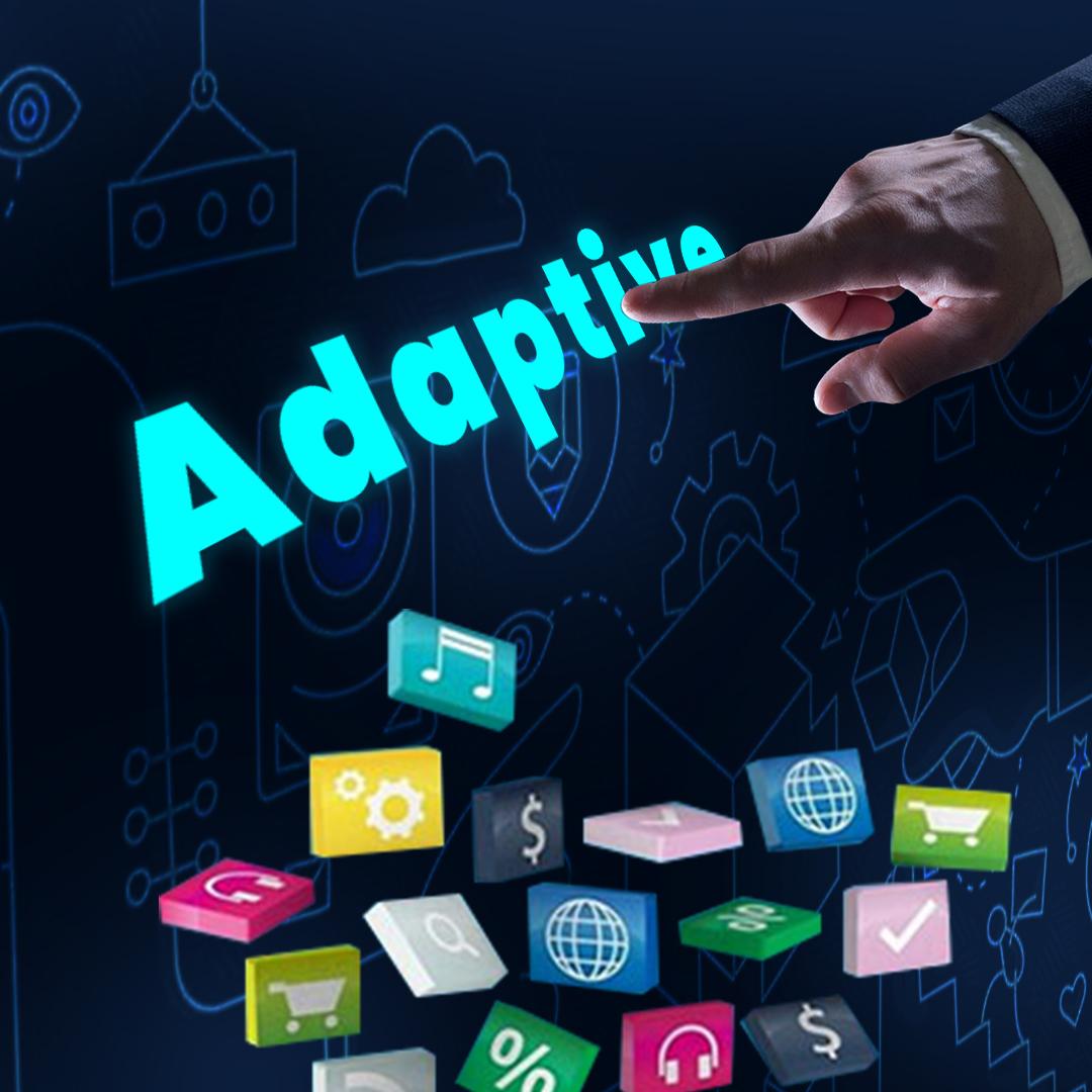 Adaptive -Progressive Web App for Business