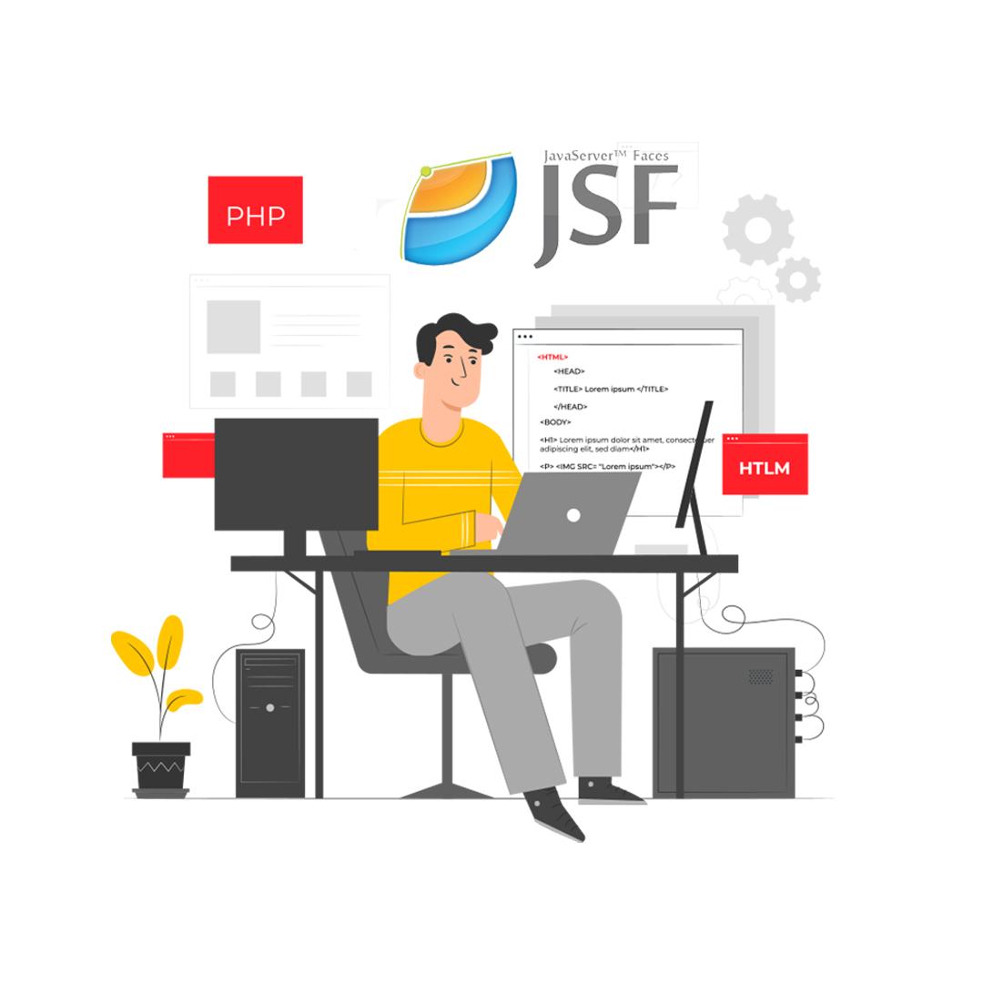 Java Server Faces -Popular Java Frameworks for Web Application Development