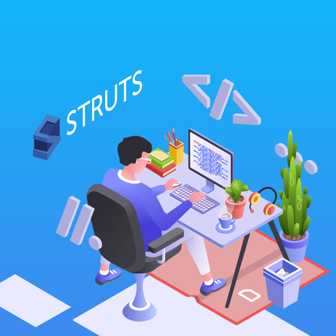 Struts - Popular Java Frameworks for Web Application Development