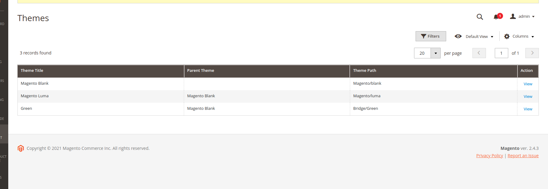 how to develop Magento 2 theme