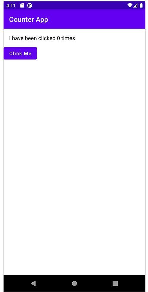 jetpack initial screenshor