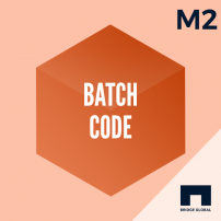Bridge Batch Code- Magento Extensions Store